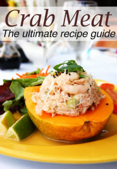 Crab Meat Recipes