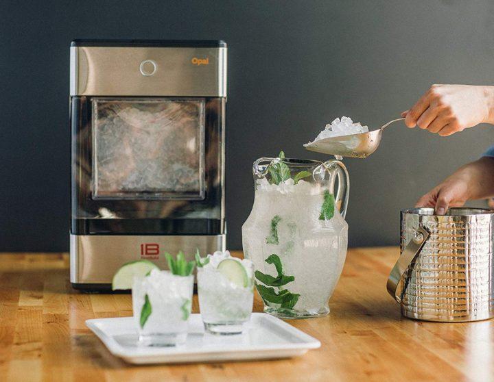 Chewable Ice Machine
