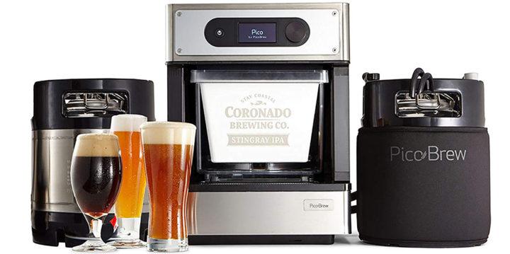 Countertop Beer Brewing