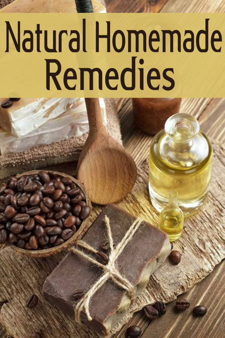 Natural Homemade Remedies :The Ultimate Guide