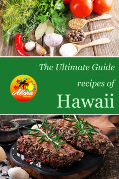 Recipes of Hawaii