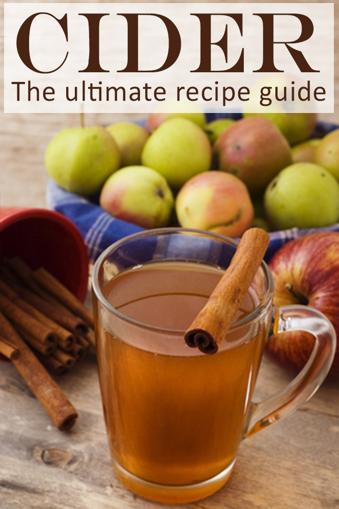 Cider: The Ultimate Guide