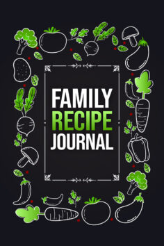 Family Recipe Journal