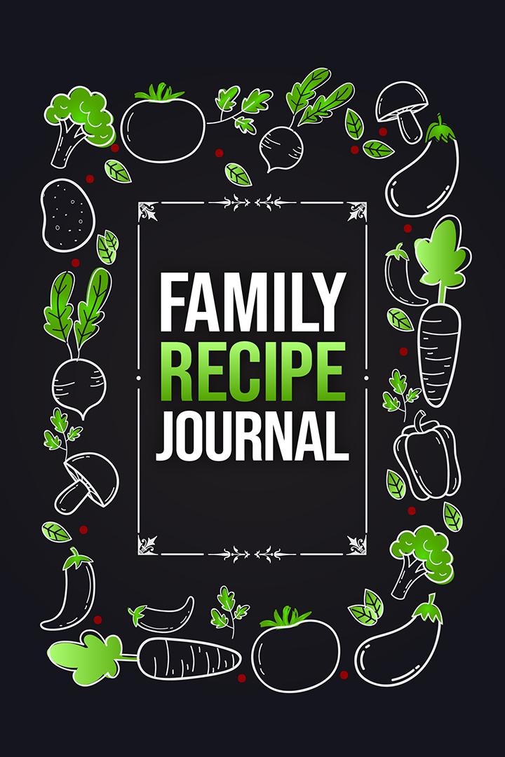 Family Recipe Journal