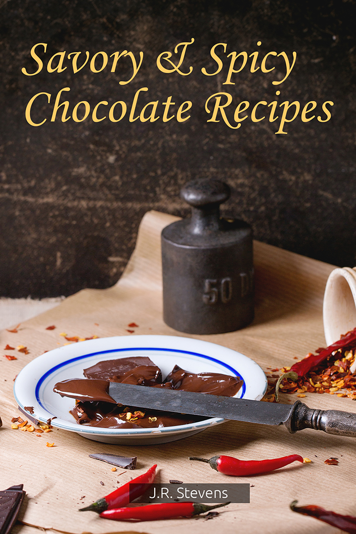 Savory & Spicy Chocolate Recipes