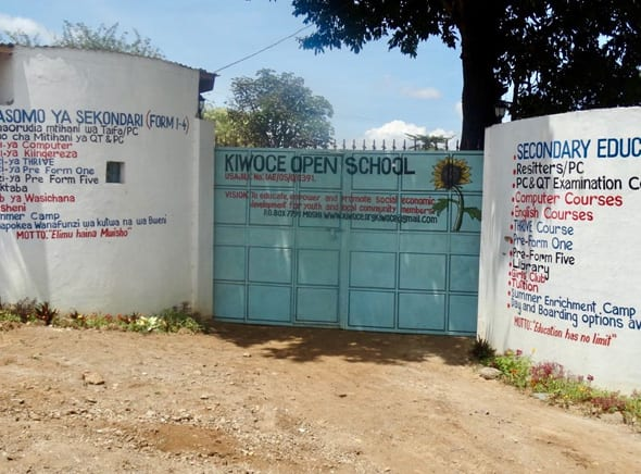 KIWOCE OPEN SCHOOL