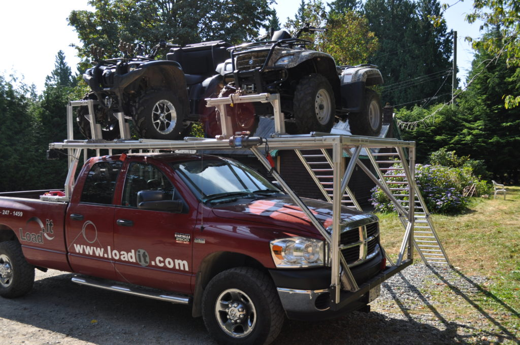 Over the Cab ATV Loader