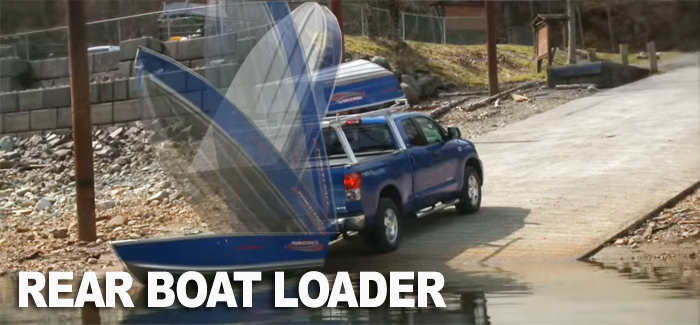Rear Boat Loader