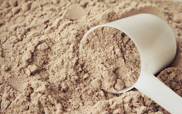 Undenatured whey protein