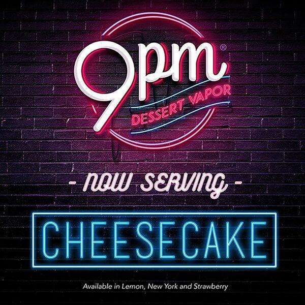 eliquid,sqn,9pm,cheesecake
