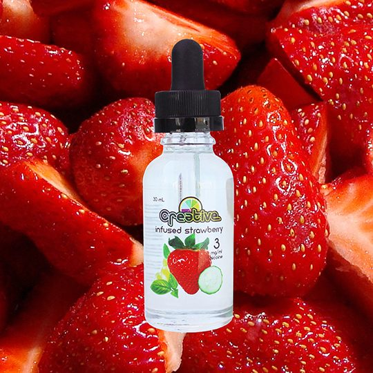CREATIVE EJUICE STRAWBERRY