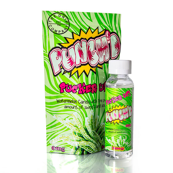 Punched Watermelon E-Liquid 60ml by the Drip Co.