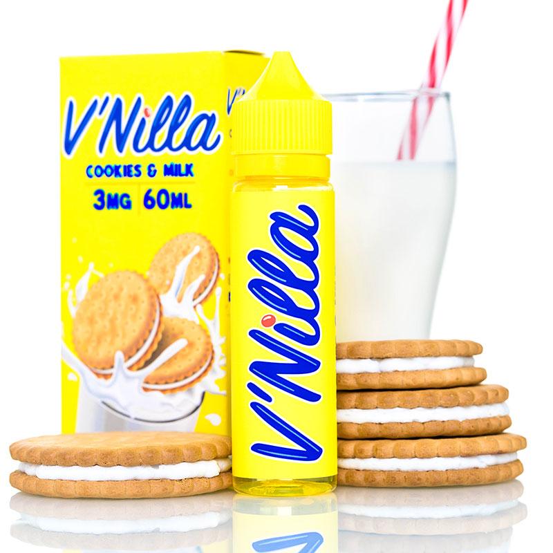 Tinted Brew Liquid Company E liquids Vnilla Cookies & Cream
