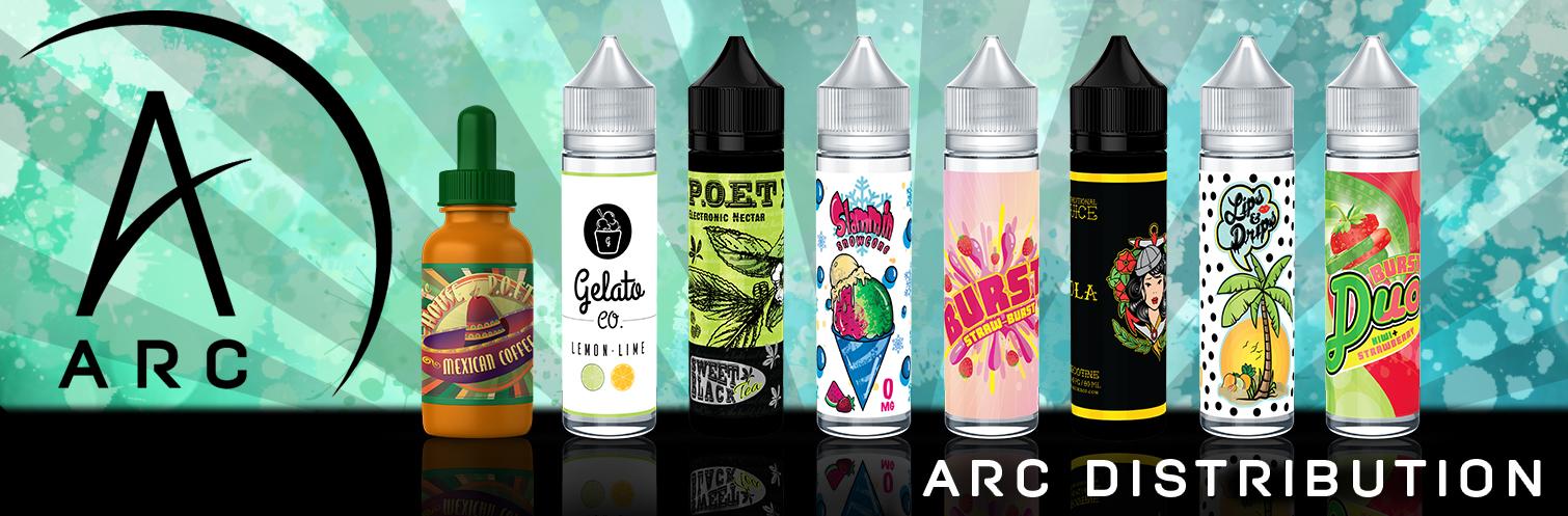 Arc Distribution E-liquids