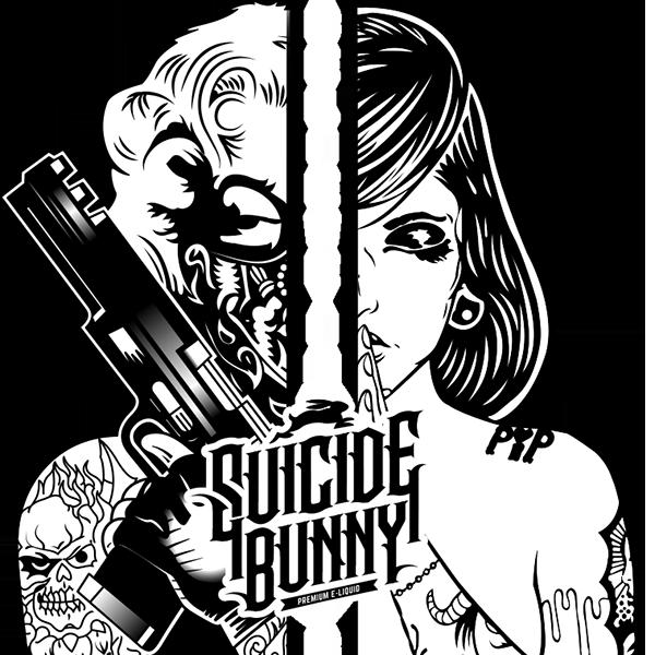 suicide bunny, e juice, e liquid