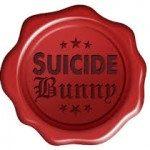 Suicide bunny eliquid stamp