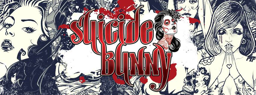 Suicide Bunny Eliquid Interview w Pip Gresham
