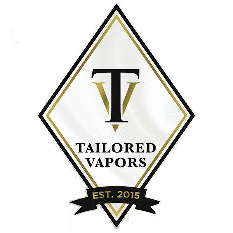 tailored vapors logo