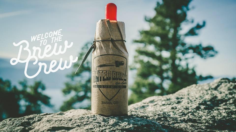Tinted Brew Brew Crew - E Liquid Company