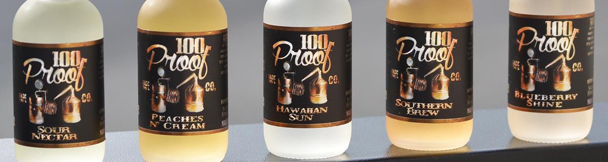 100 Proof Eliquids