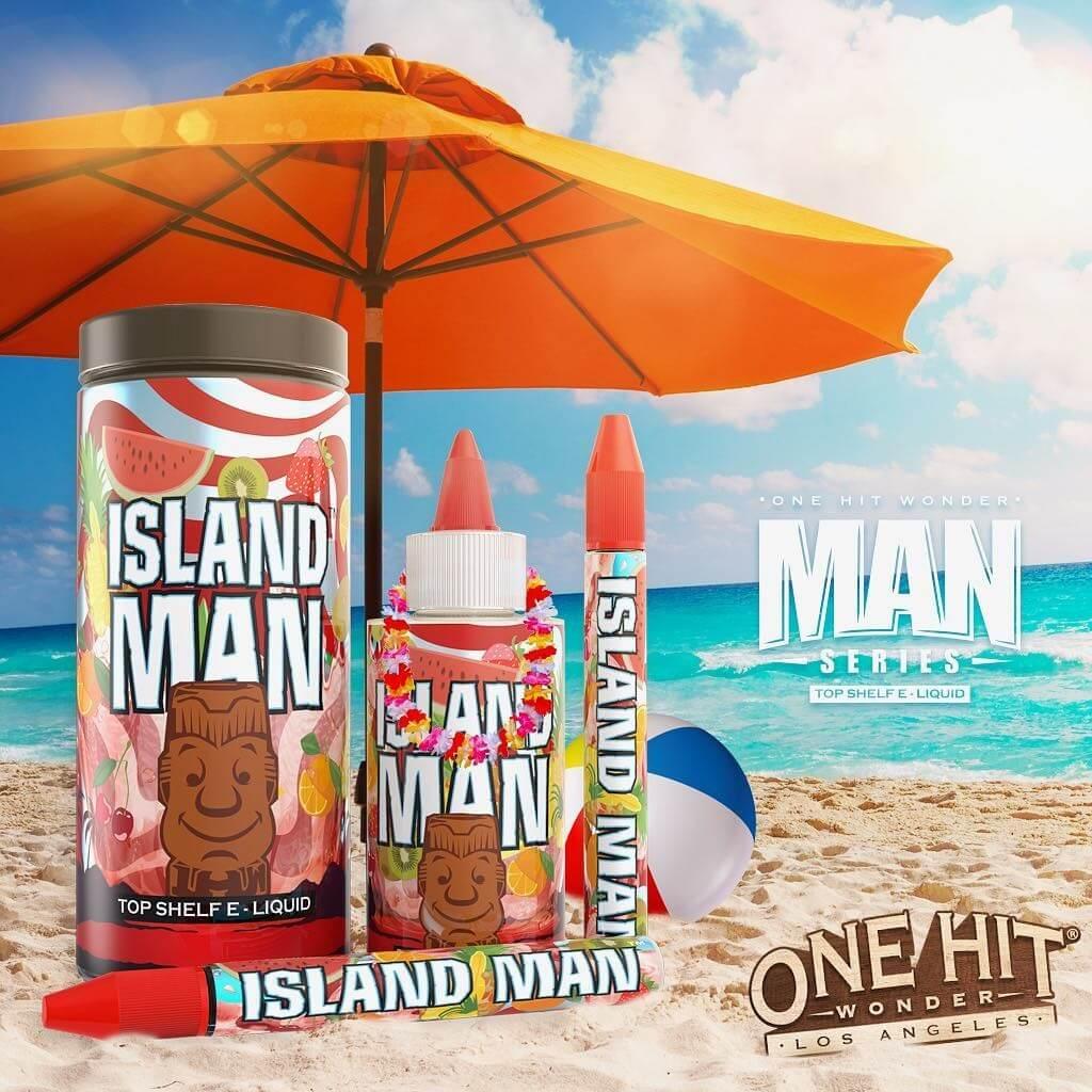 island man, eliquid,one hit wonder