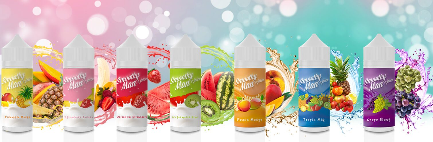 smoothy man, e liquid