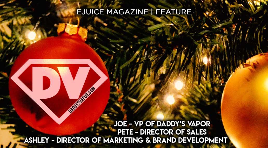 Daddys-Vapor-golden twist eliquid ejuice magazine interview