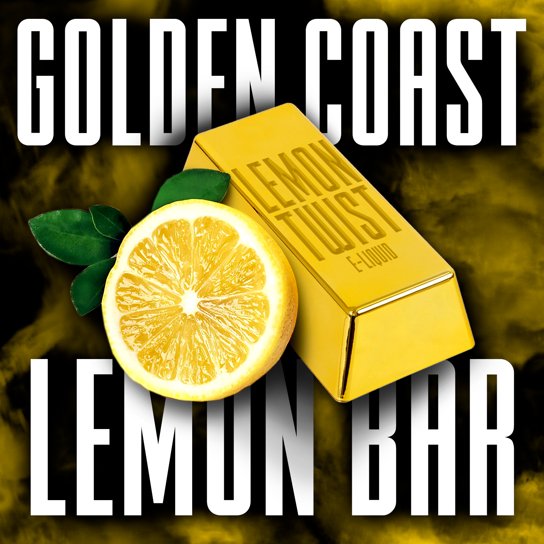 Lemon Bar E-Liquid Midwest Goods Wholesale