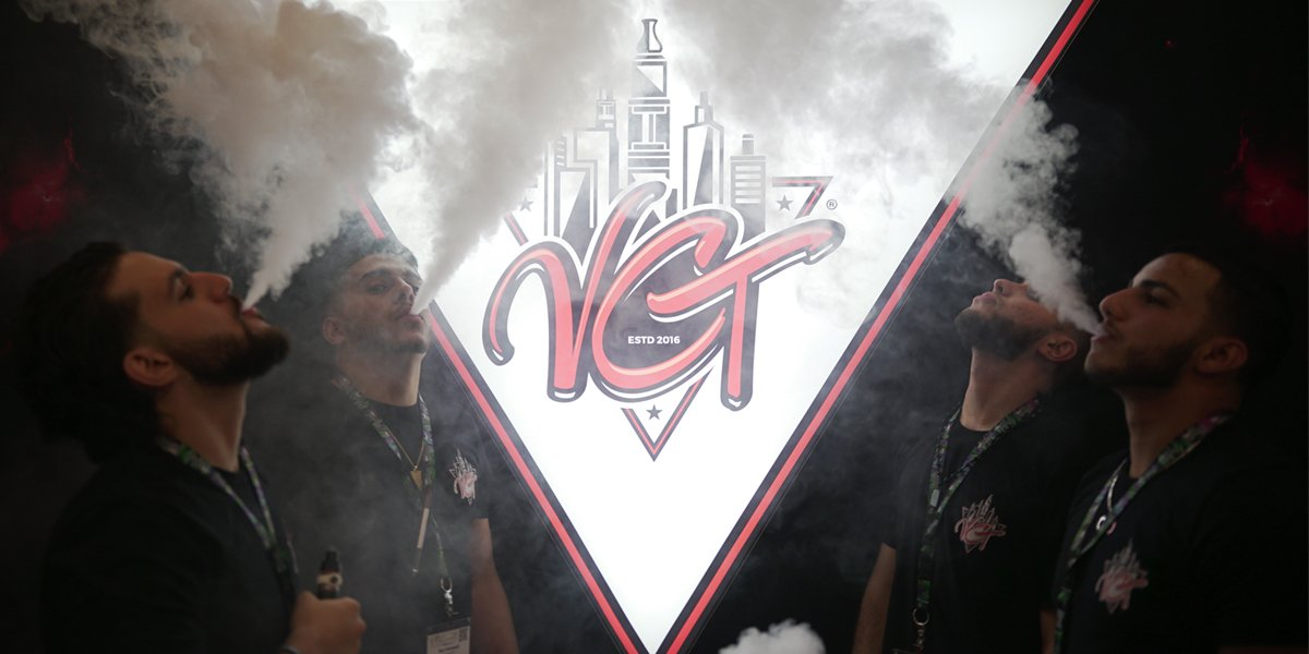 VCT Premium Eliquid Taking The world by storm