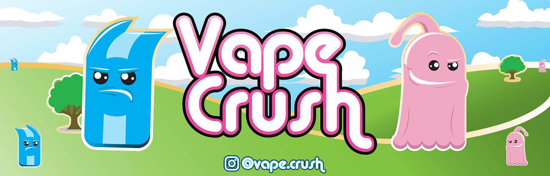 Vape Crush eliquid