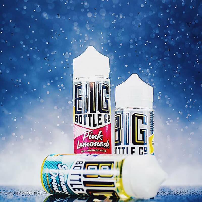 big bottle co beverage flavors eliquid