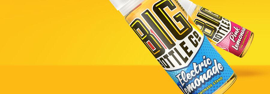 big bottle co eliquid wide banner