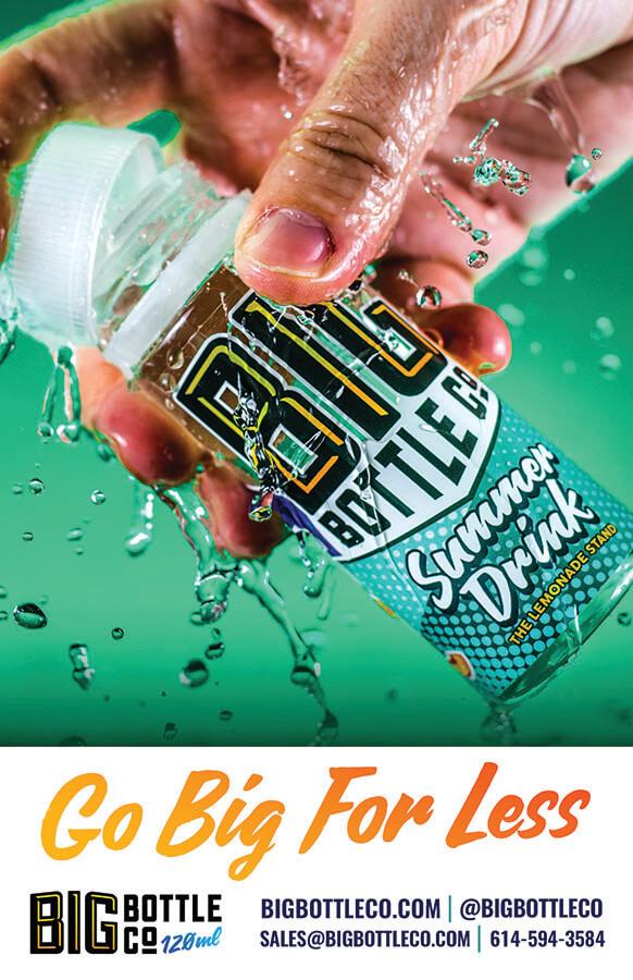 big bottle co march ejuice magazine
