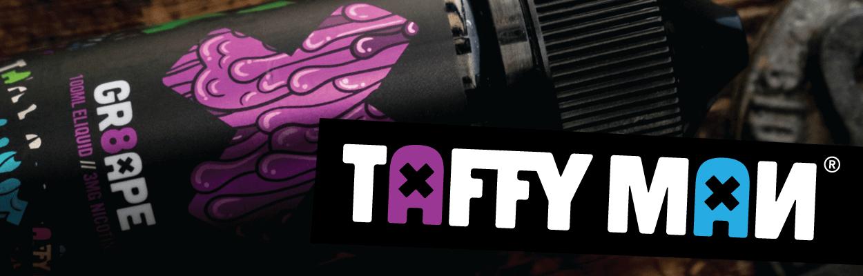 taffy man eliquid streamline