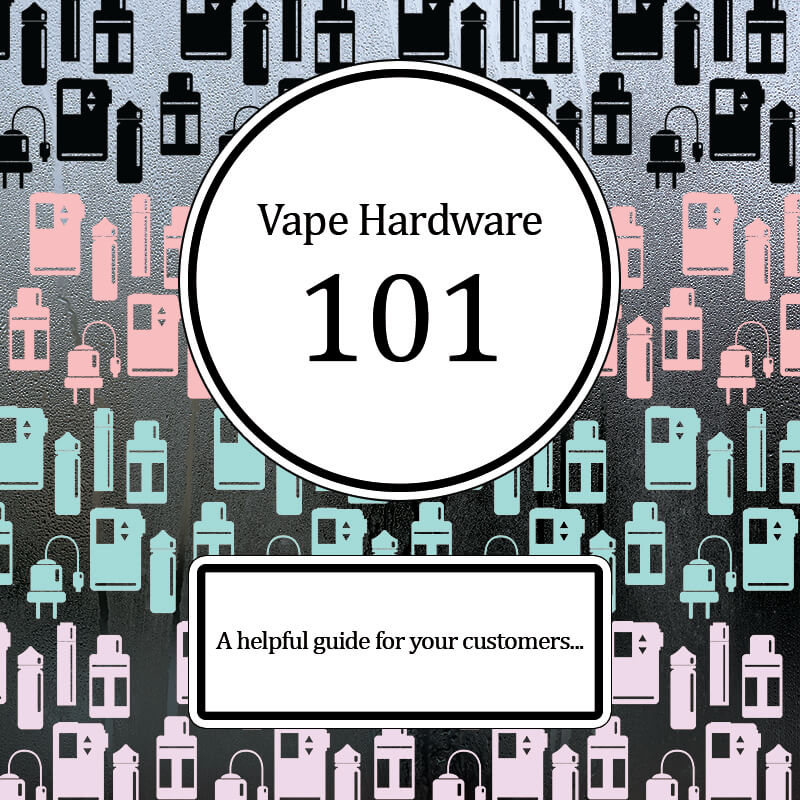 vape hardware 101 EJuice Magazine featured image