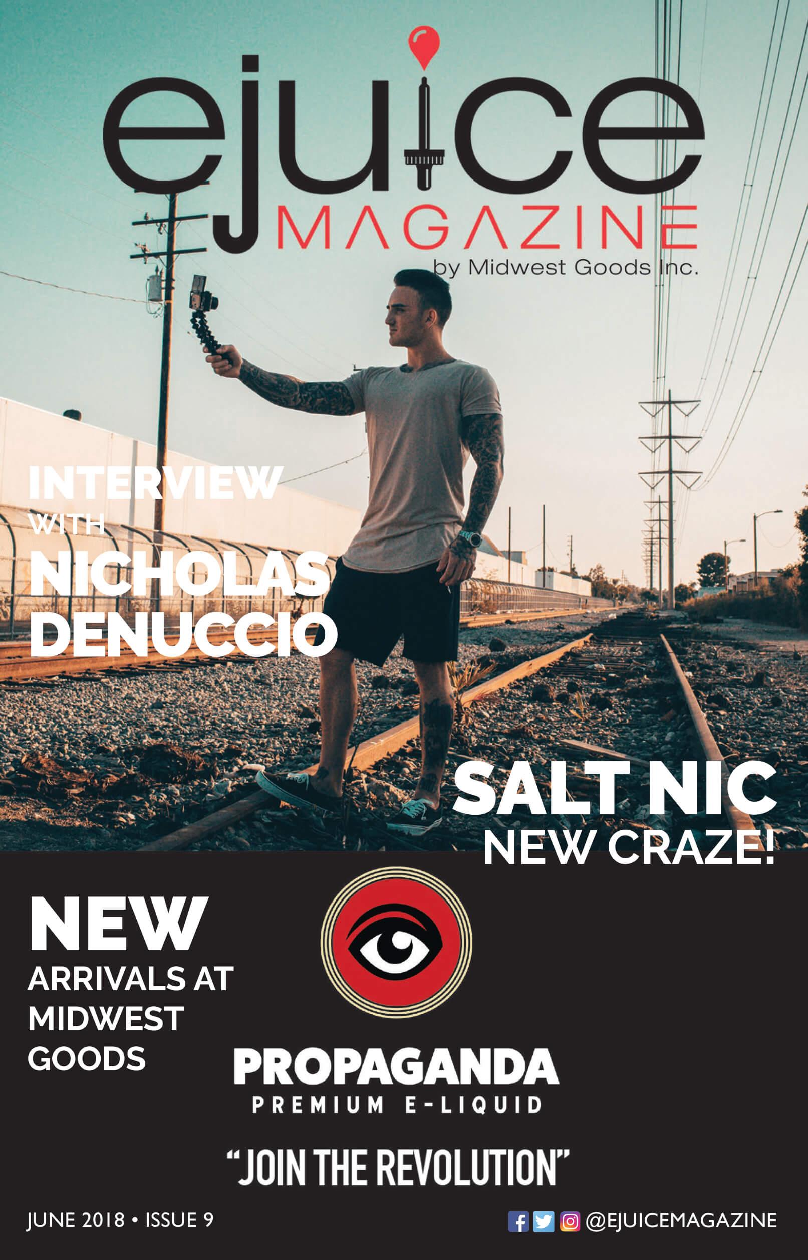 june ejuice magazine propaganda cover