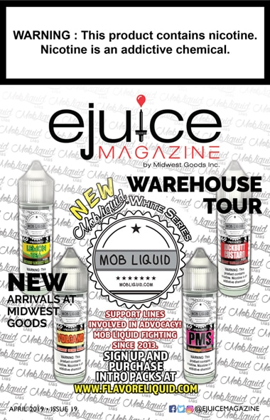 April EJuice Magazine Cover