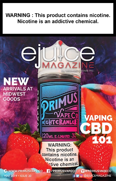 May EJuice Magazine Cover