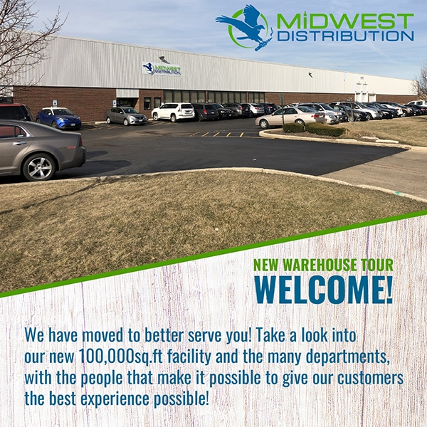 Midwest Goods Weve Moved New Warehouse Tour