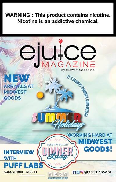 august ejuice magazine cover