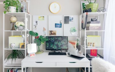 Weird Places Clutter Hides