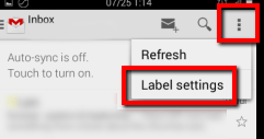 disable-gmail-sync-label-settings