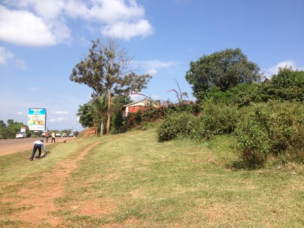 Real Life Parable of the Good Samaritan in Uganda