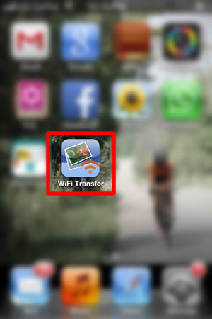 Transfer pictures from iPhone to PC through Wifi - WiFi Transfer app