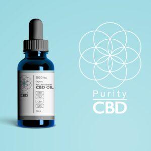 Purity CBD™ Full-Spectrum CBD Oil (500mg) Flavor Options