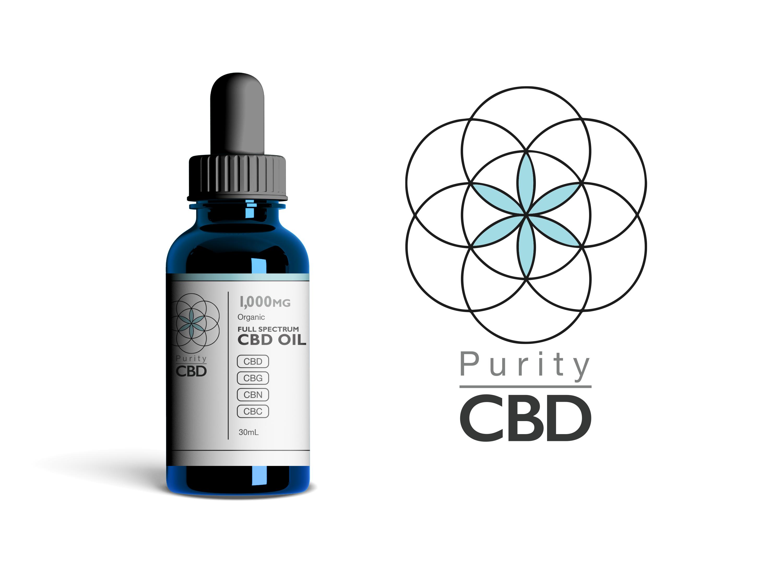 Purity CBD™ Full-Spectrum CBD Oil (1000mg) Flavor Options