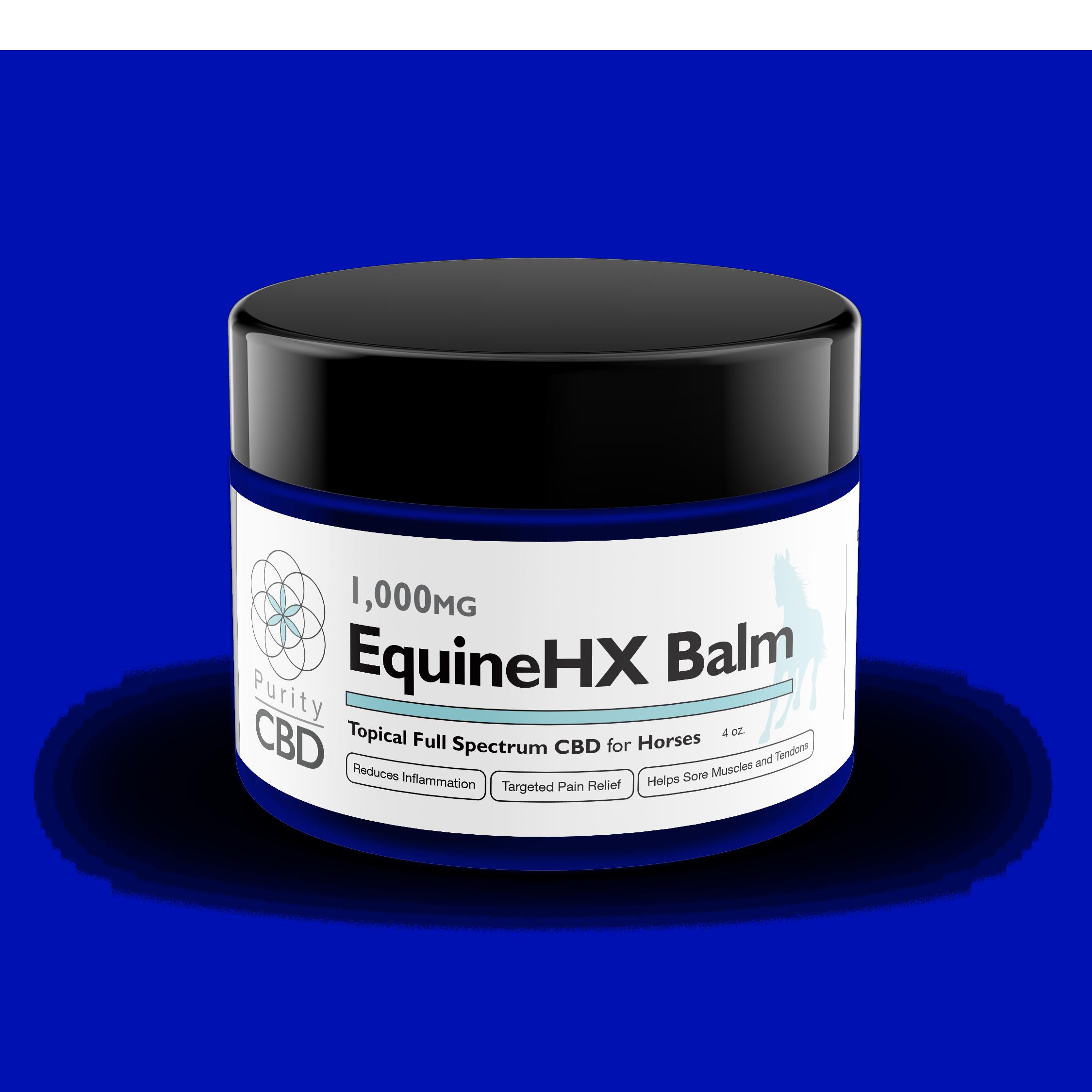 Equine HX™ CBD Balm for Horses (1000mg)