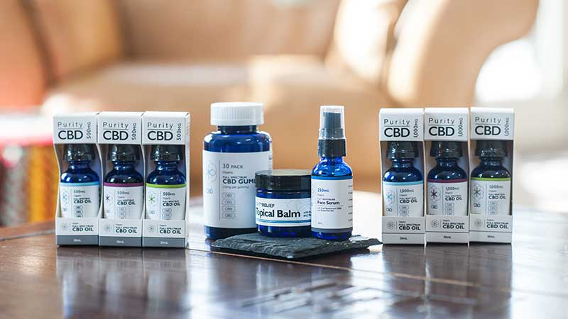 Pure CBD Oil - Purity CBD™ Organic CBD Products