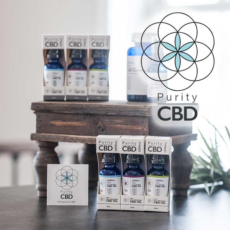 Purity CBD™ Pure Organic CBD Products