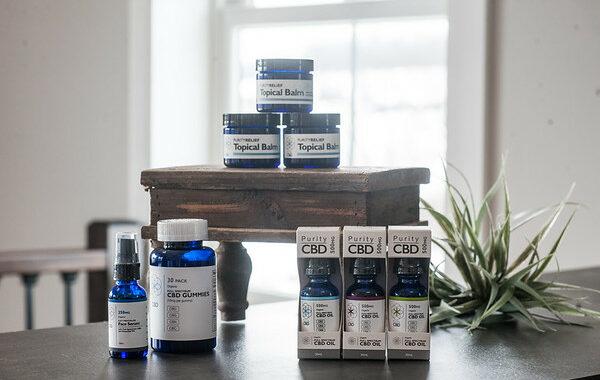 The Benefits of CBD - PurityCBD
